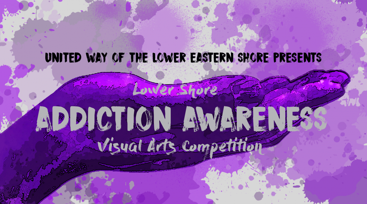 Lower Shore Addiction Awareness Visual Art Competition