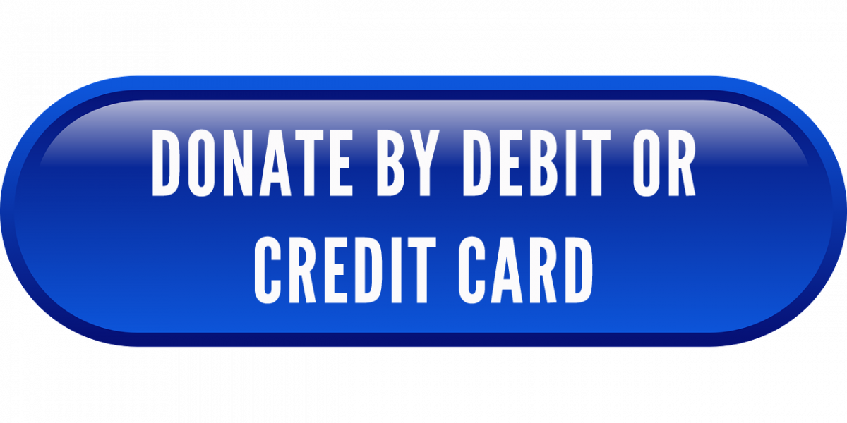 Donate by Credit or Debit card