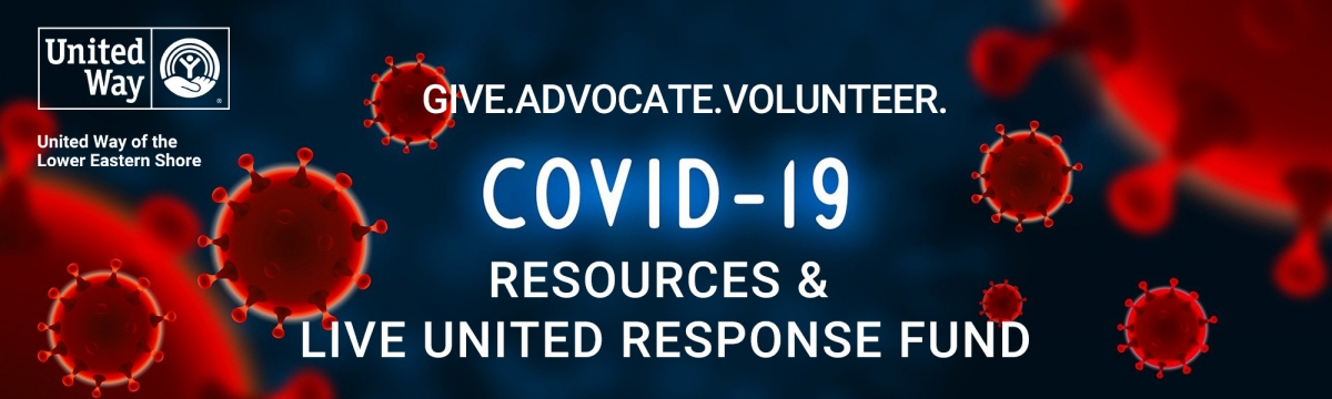 COVID-19 Resources & LIVE UNITED Resource Fund