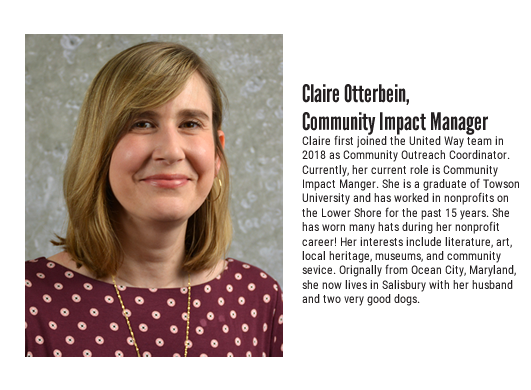 Claire Otterbein - claire@uwles.org