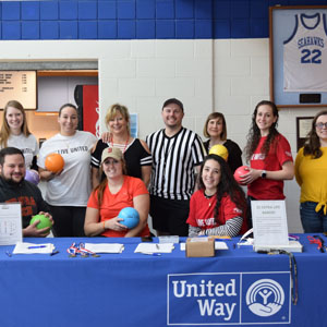 United Way Emerging Dodgeball