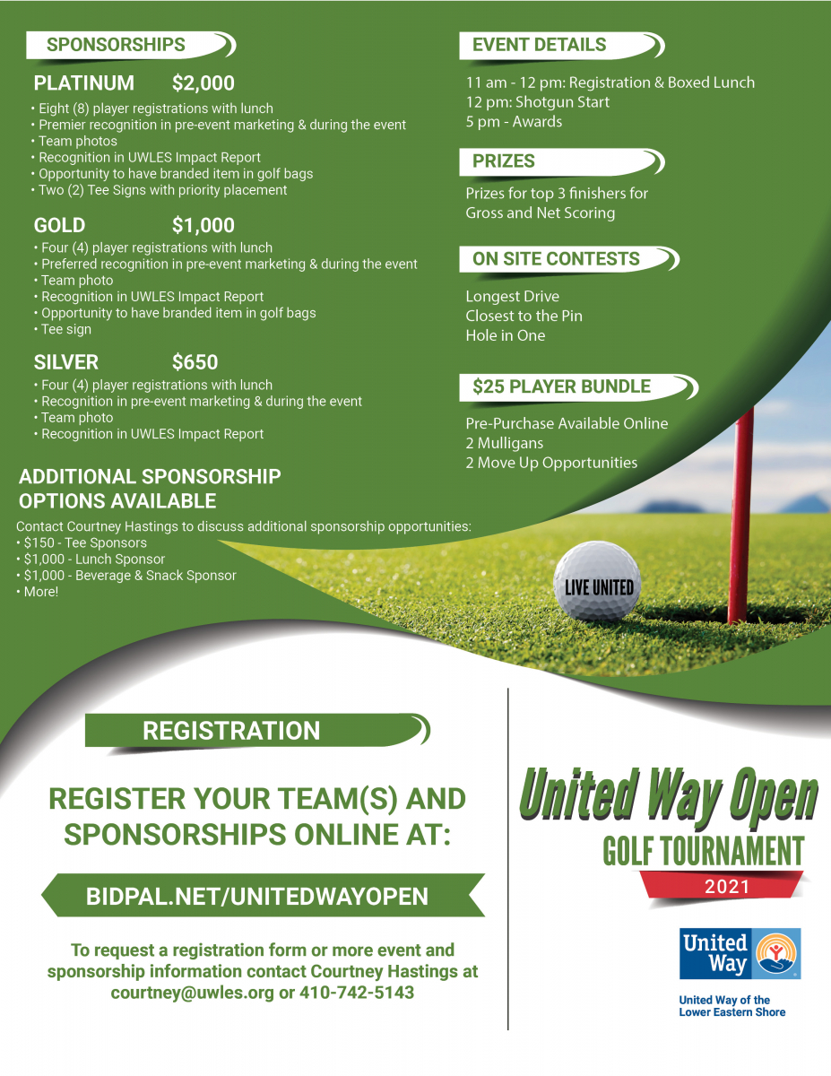 United Way Open